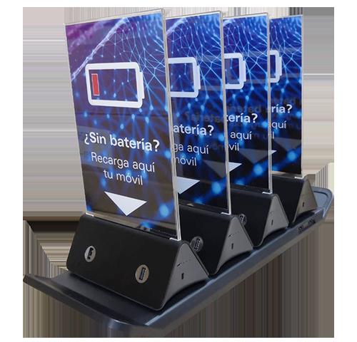 Baterías portátiles para celulares