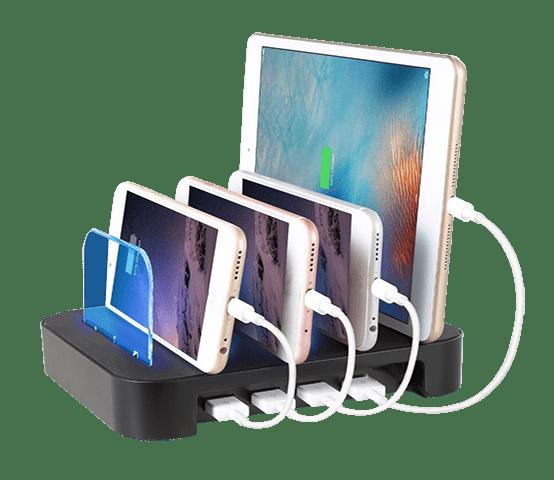 Cargadores inalámbricos para celulares