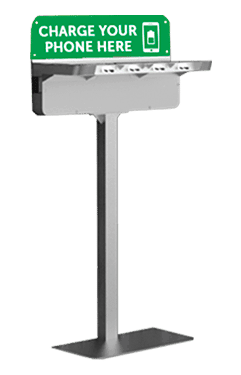 Soporte de carga para celulares